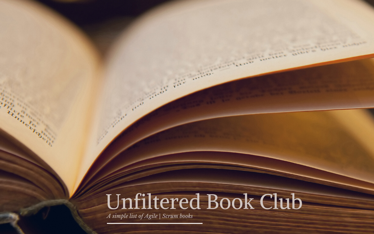Unfiltered Book List